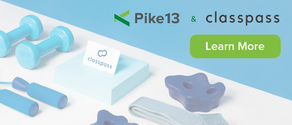 classpass integration with pike13