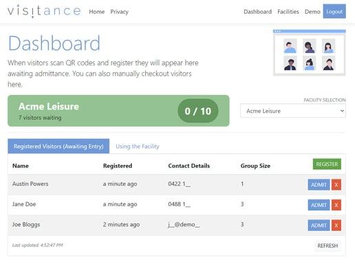 visitance_dashboard