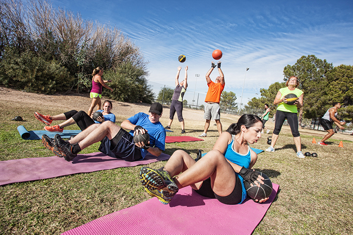 Bootcamps and workshop bring in revenue to grow your fitness business