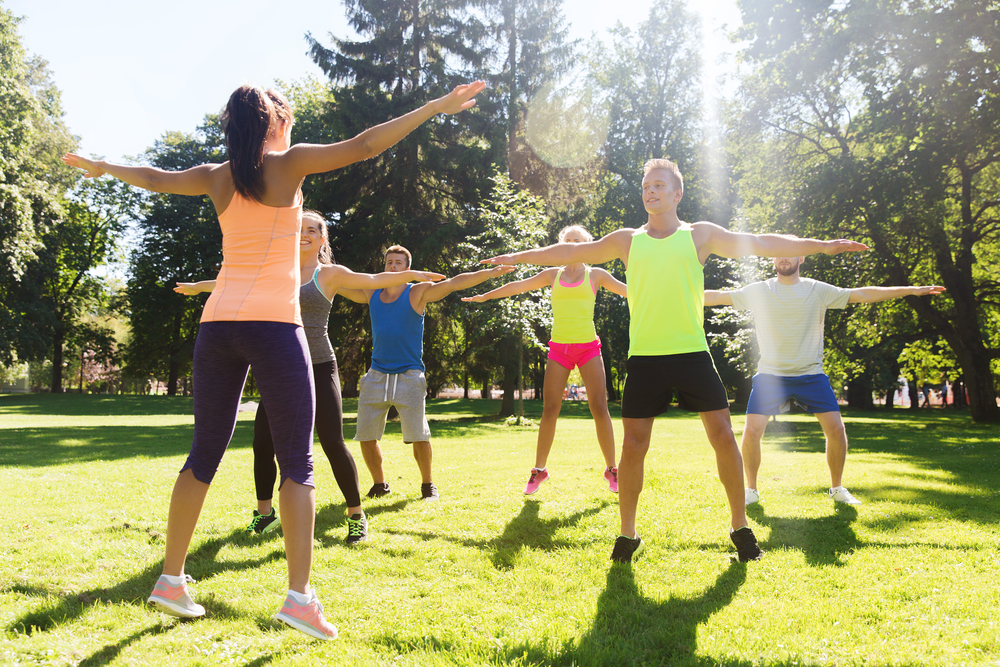many parks will let you use their open space for your bootcamp