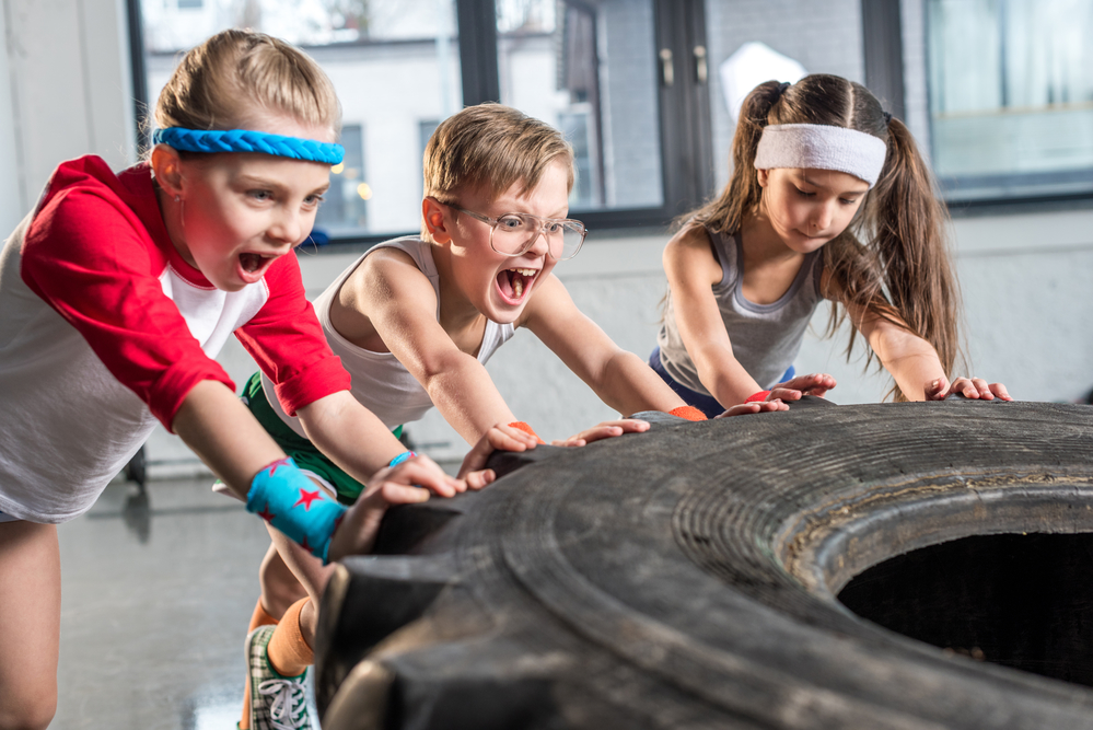 kids classes and childcare are good revenue channels for growing a fitness business
