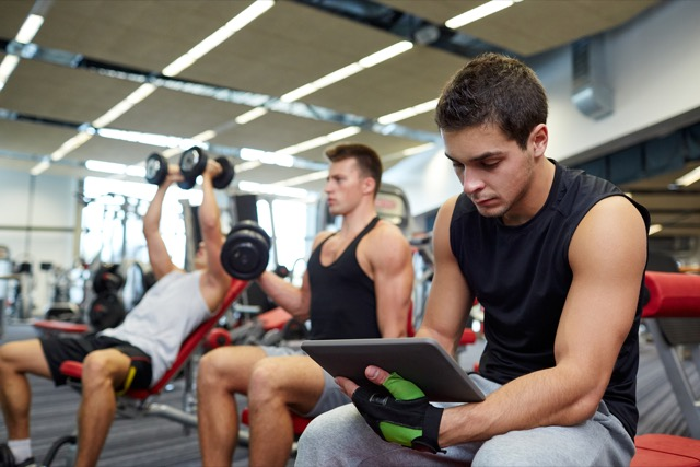 online instructor is one fitness business idea