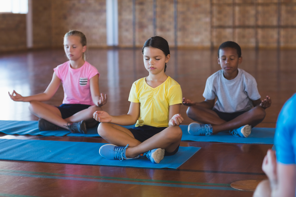 Kids yoga can bring in new business at your studio