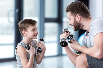 Marketing a Kids Fitness Program